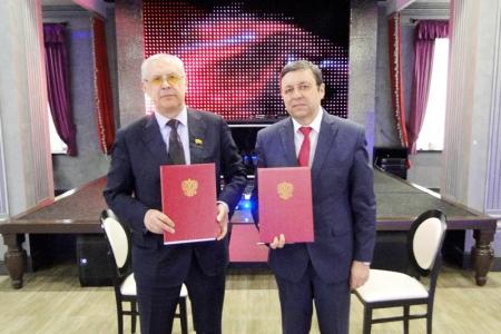 Чебоксарский кооперативный институт и парламент Чувашии – кадровые партнеры